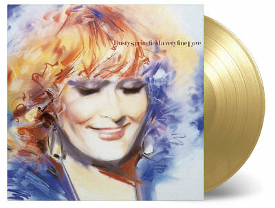 DUSTY SPRINGFIELD A VERY FINE LOVE PRESALE NEW GOLD VINYL LP OUT 9th NOVEMBER
