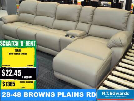 Texas Home Theatre Lounge Suite - New