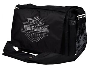 HARLEY-DAVIDSON-DIAPER-MESSENGER-BAG