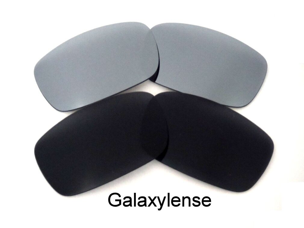 c499866768 Galaxy Replacement Lenses For Oakley Chainlink Black Titanium Polarized 2  Pair