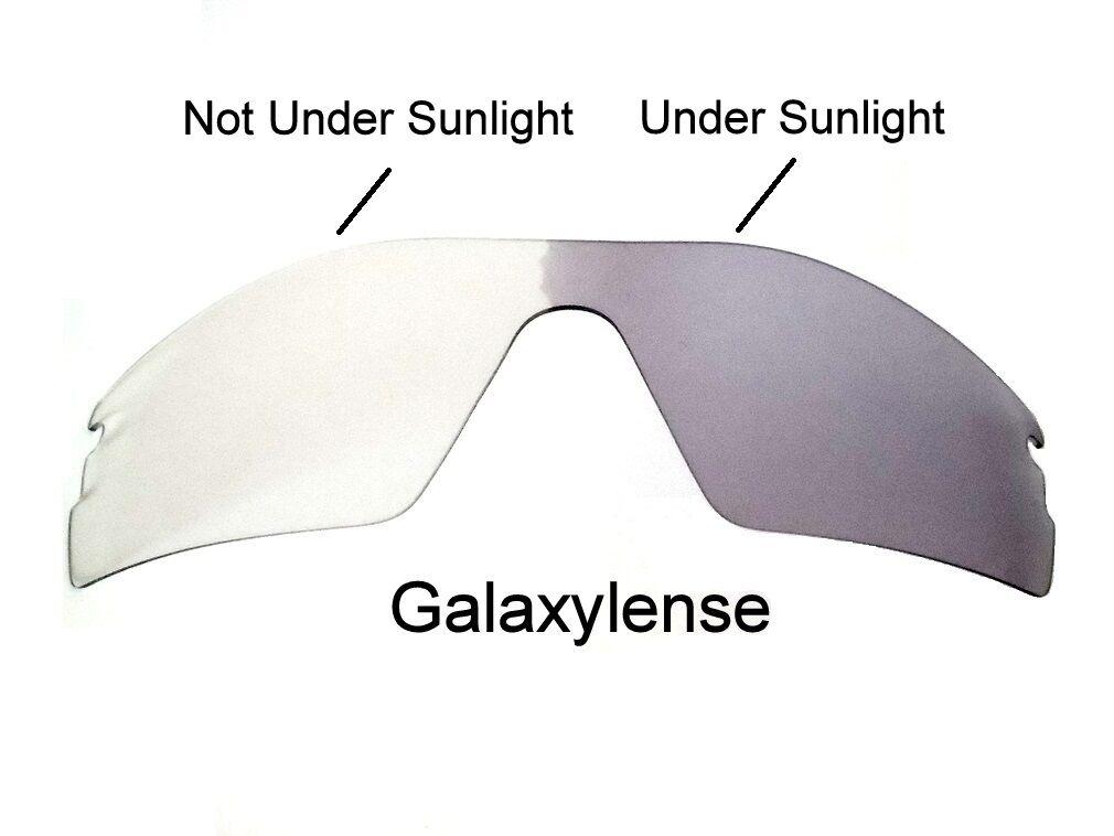 Galaxy Lentes De Repuesto Para Oakley Radar Path Fotocromático ...