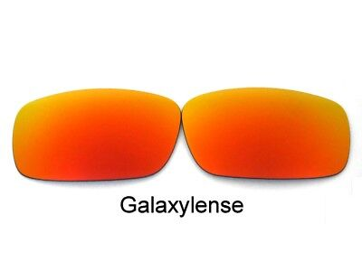 Galaxy Replacement Lenses For Oakley Square Wire 2.0 Sunglasses Red (Oakley Square Wire 2.0 Polarized Lenses)