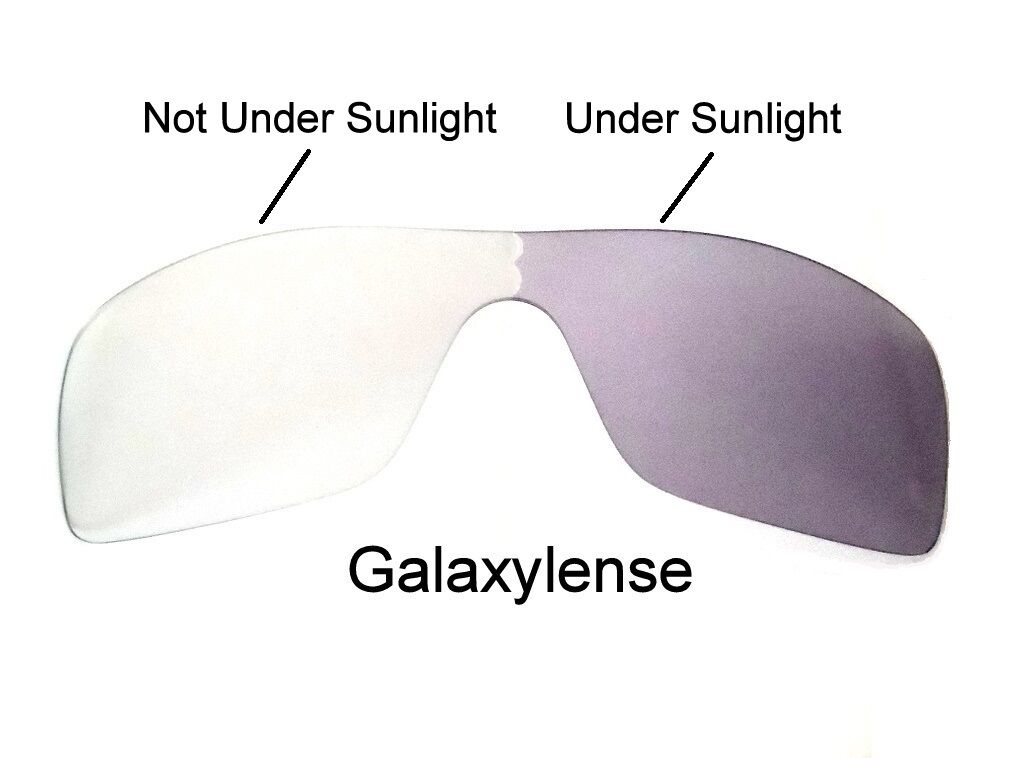 06ead6e01f Galaxy Replacement Lenses For Oakley Offshoot Photochromic Transition  100%UVAB