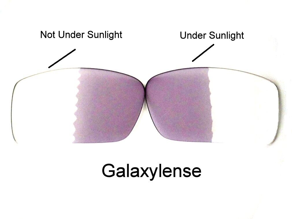 Galaxy Replacement Lenses For Oakley Gascan Photochromic