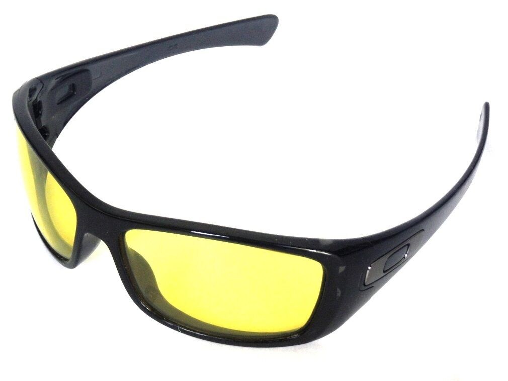 Oakley Batwolf Lenses >> Replacement Lenses For Oakley Monster Dog Sunglasses Yellow Color Night Vision | eBay