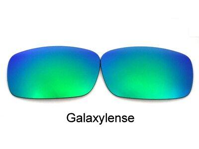 Galaxy Replacement Lenses For Oakley Square Wire 2.0 Sunglasses Green (Oakley Square Wire 2.0 Polarized Lenses)