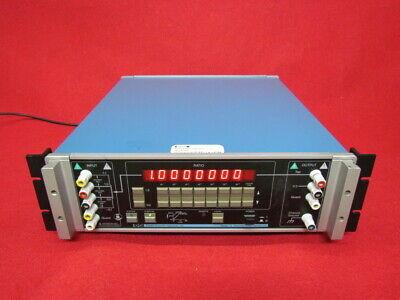 Esi Tegam Model 73prt-73 Precision Ratio Transformer