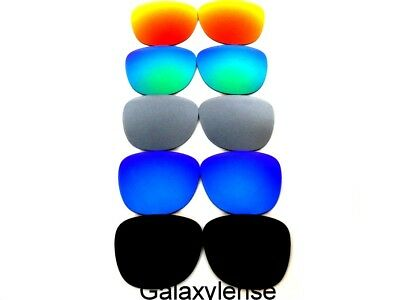Galaxy Replacement Lenses For Oakley Jupiter Not Jupiter Squared 5 Pairs (Oakley 5 Squared Polarized Lenses)