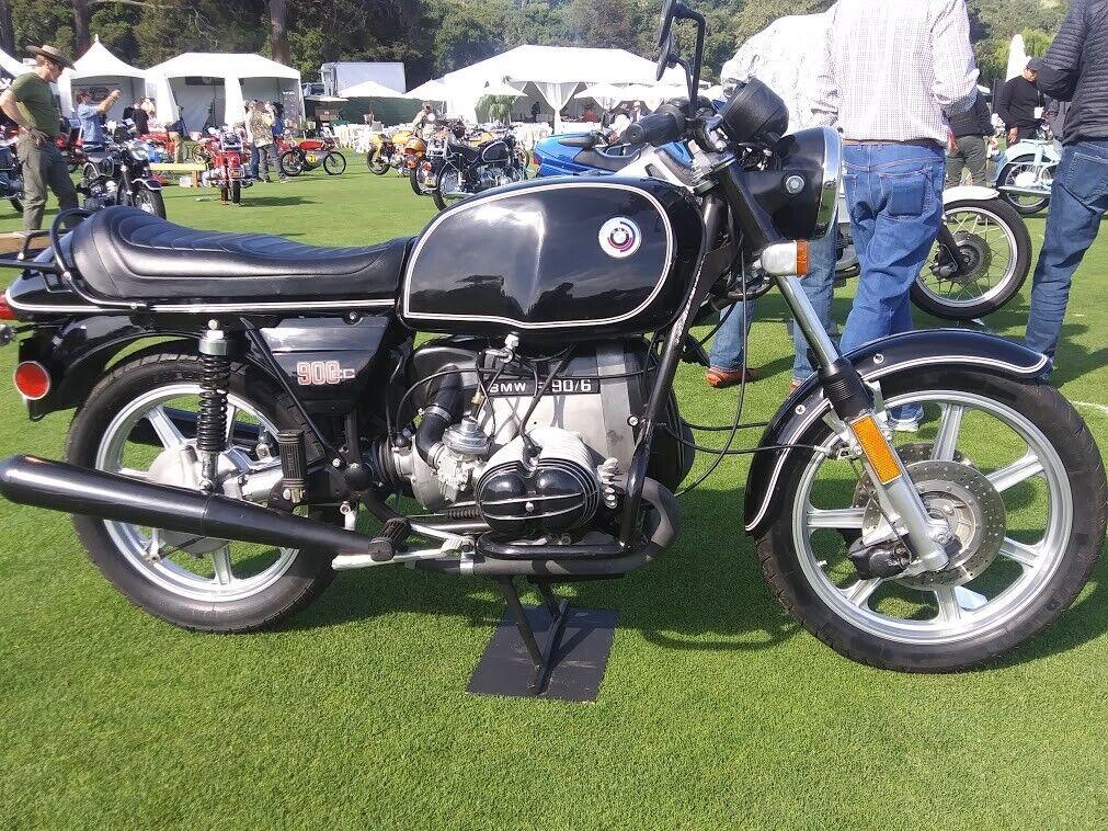 Unexpected Custom - 1974 BMW R90S - Bike-urious