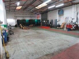 Industrial/commercial unit to rent