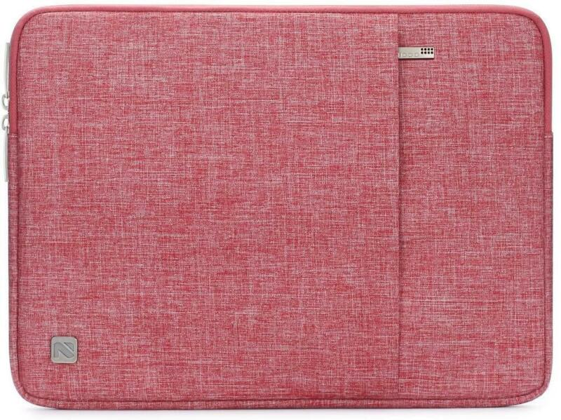 Laptop+Sleeve+with+Protective+Case+For+13%22+MacBook+Pro+-+Pink