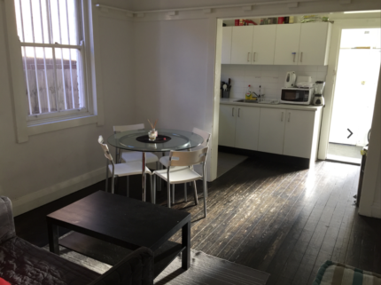 SHARED ROOM CLOSE TO UNSW -- AVAILABLE NOW - 1st WEEK DISCOUNT