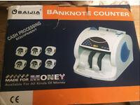 Baijia BJ82 Banknote Counter & Counterfeit Detector