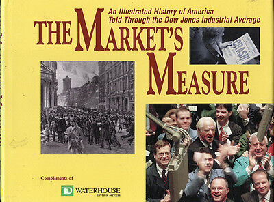 History Of The Dow Jones Industrial Average   Markets Measure   Hb Book