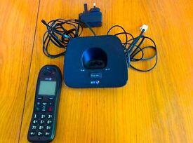 Cordless house phone