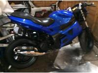 Gilera dna 70cc speares repairs