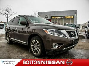 2015 Nissan Pathfinder SL | AWD | Leather | NAVI | Bose