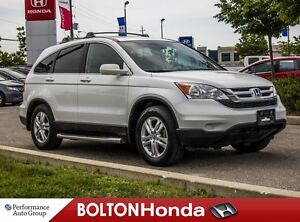 2011 Honda CR-V EX-L|Leather|Moon Roof|Accident Free