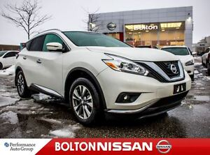 2016 Nissan Murano SL | Leather | Heated Seats | Navigation