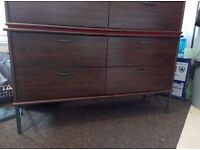 2x Chest of 4 Drawers in Perfect Condition