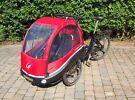 Winther Kangaroo Luxe Cargo Bike