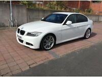BMW 3 Series 2.0 318d M Sport Business Edition 4dr