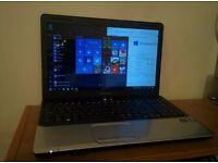 "Compaq Presario 15.6"" Laptop CQ61-415SA, 120GB HDD, AMD 2.1GHz, 4GB RAM, Windows 10"