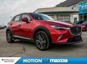 2016 Mazda CX-3 GT Leather Roof Navigation