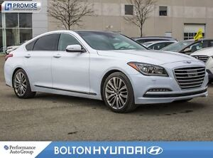 2015 Hyundai Genesis 5.0 Ultimate AWD|Off Lease|PanoRoof|Leather