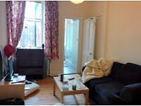Flatmate wanted for huge double en-suite room in lovely Marchmont flat - £450 rent + £85 bills/mo