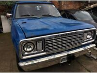 DODGE RAM 1980 PROJECT!