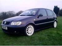 VW polo, 2000, for sale