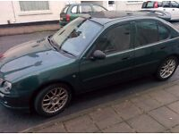 Mg zr for sale £250