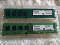 6gb DDR3 Ram 4gb+2gb