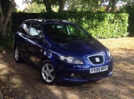 Seat Altea Reference Sport 1.9 TDI . 12 months MOT. Full service history.Immaculate throughout