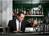Cocktail Bartender - Luxury Cocktail Bar on Regent St - £17-18000 PA + Service Charge circa £5k