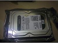 """WD Black 1TB 3.5"""" Internal HDD,7200 RPM,64MB Cache,WD1003FZEX-00MK2A0"""