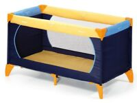 Hauck Travel Cot Bed and Playpen