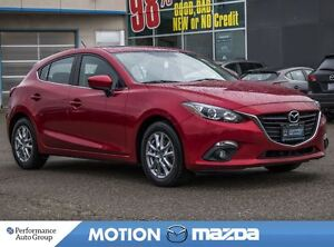 2014 Mazda MAZDA3 SPORT GS Sunroof Navi Heated Seats