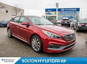 2016 Hyundai Sonata Sport Tech NEW| Leather| Navigation|Camera