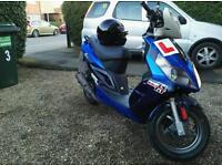 Sym Jet Sport X 50R 50cc, 125cc, Scooter, Aerox, Speedfight, Moped, Ped