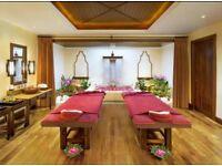 Thai massage professionals
