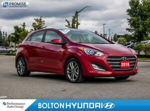 2016 Hyundai Elantra GT Limited. CPO. Leather. PanoRoof. NAVI. C