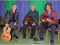 John Williams, John Etheridge and Gary Ryan are '6 HANDS' performing on Thursday 23rd March at EYPE.