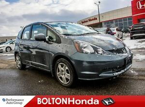 2013 Honda Fit LX|Bluetooth|ABS|Auxiliary|Single-Owner