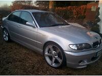 BMW 330d M SPORT AUTO SCHNITZER FSH 137000 MILES