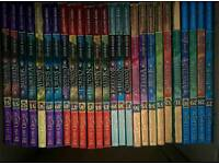 Beast quest Books, Series 1 to 54