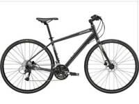 Hybrid cannondale bike