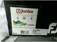 Junior golf shoe footjoy
