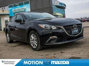 2014 Mazda MAZDA3 SPORT GS Heated Seats Automatic Headlights